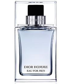 Dior Homme Eau for Men Aftershave Lotion, 3.4 oz