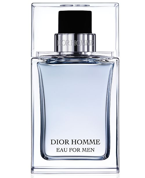 a1db93b5ee78 Dior Eau for Men Aftershave Lotion, 3.4 oz - Shop All Brands ...