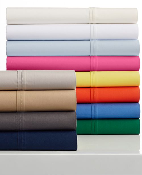 Ralph Lauren REDUCED! RL 464 Percale Extra Deep Sheet Collection