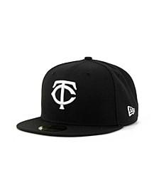 Minnesota Twins MLB B-Dub 59FIFTY Cap