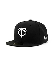 New Era Minnesota Twins MLB B-Dub 59FIFTY Cap
