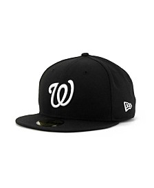 New Era Washington Nationals MLB B-Dub 59FIFTY Cap