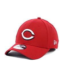 Cincinnati Reds MLB Team Classic 39THIRTY Stretch-Fitted Cap