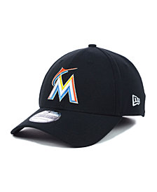 New Era Miami Marlins MLB Team Classic 39THIRTY Stretch-Fitted Cap