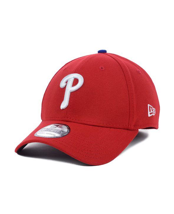 New Era Philadelphia Phillies MLB Team Classic 39THIRTY Stretch-Fitted Cap