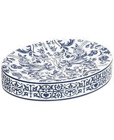 Cassadecor Damask Soap Dish