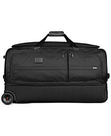 "Tumi Alpha 2 30"" Rolling Drop Bottom Duffel"