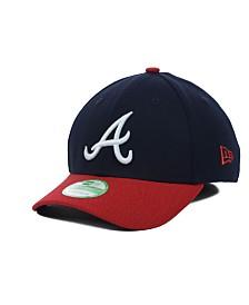 New Era Atlanta Braves Team Classic 39THIRTY Kids' Cap or Toddlers' Cap