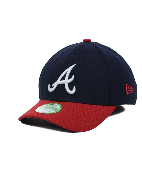 25950a6af ... New Era Atlanta Braves Team Classic 39THIRTY Kids' Cap or Toddlers' ...