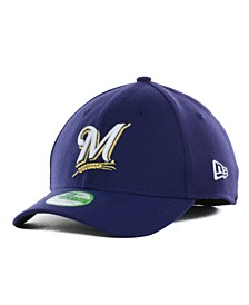 Milwaukee Brewers Team Classic 39THIRTY Kids' Cap or Toddlers' Cap