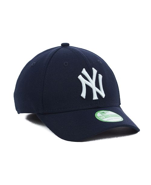 4a4bcae20b69f ... New Era New York Yankees Team Classic 39THIRTY Kids  Cap or Toddlers   ...