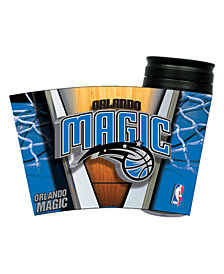 Hunter Manufacturing Orlando Magic 16 oz. Travel Tumbler