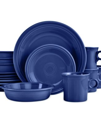 This item is part of the Fiesta 16-Piece Sets  sc 1 st  Macyu0027s & Fiesta 16-Piece Turquoise Set Service for 4 - Dinnerware - Dining ...