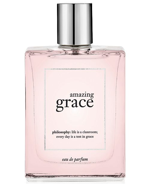 philosophy amazing grace eau de parfum, 4 oz