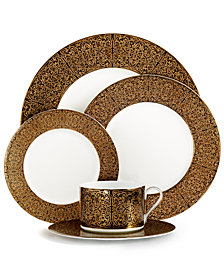 Mikasa Antonia Gold 5-Piece Place Setting