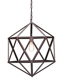 Zuo ERA Amethyst Small Chandelier