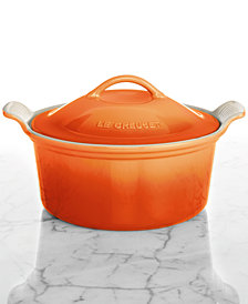 Le Creuset Heritage 3-Qt. Covered Round Casserole