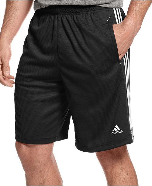 adidas Men's Climalite Essential Shorts & Reviews Shorts