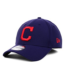 Cleveland Indians MLB Team Classic 39THIRTY Stretch-Fitted Cap