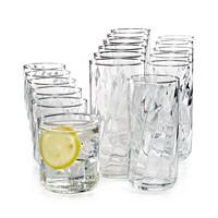 Longchamp Luminarc Rumba 18-Piece Glassware Set