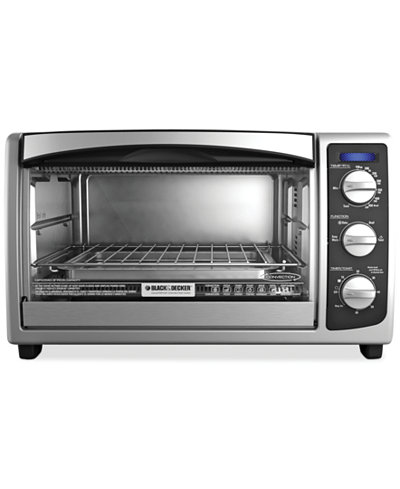 Black and Decker TO1675B Convection Countertop Oven