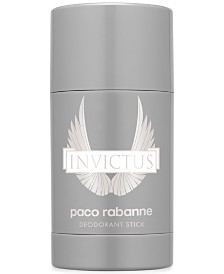 Paco Rabanne Men's Invictus Deodorant Stick, 2.2 oz