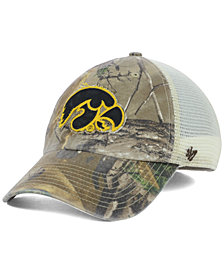 '47 Brand Iowa Hawkeyes NCAA Closer Cap