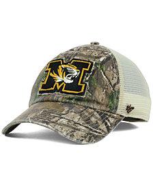 '47 Brand Missouri Tigers NCAA Closer Cap