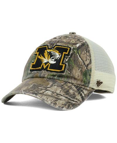 '47 Brand Missouri Tigers NCAA Closer Cap