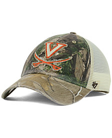 '47 Brand Virginia Cavaliers NCAA Closer Cap