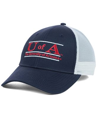 Game Arizona Wildcats Mesh Bar Cap