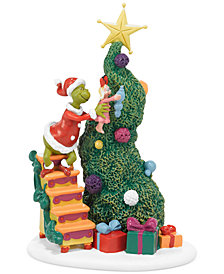 department 56 grinch village it takes two grinch and cindy lou collectible figurine