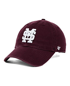 '47 Brand Mississippi State Bulldogs Clean-Up Cap