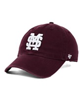 74d478985c4  47 Brand Mississippi State Bulldogs Clean-Up Cap