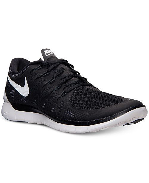Nike Men's Free 5.0 2014 Sneakers from Finish Line