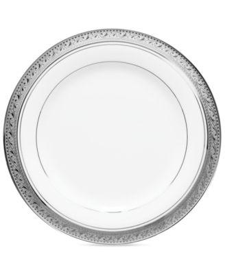 Crestwood Platinum Appetizer Plate