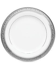 Noritake Dinnerware, Crestwood Platinum Collection - Fine China - Macy\'s
