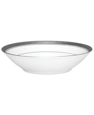 Dinnerware, Crestwood Platinum Coupe Soup Bowl