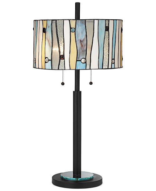 Kathy Ireland Pacific Coast Appalachian Spirit Table Lamp
