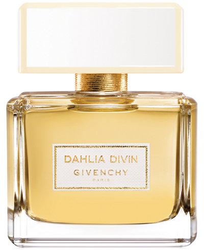 givenchy dahlia divin eau de parfum 2 5 oz fragrance beauty macy 39 s. Black Bedroom Furniture Sets. Home Design Ideas