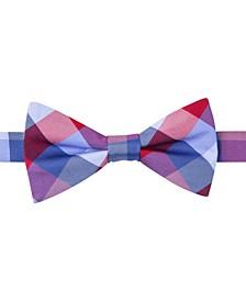 Buffalo Tartan Bow Tie