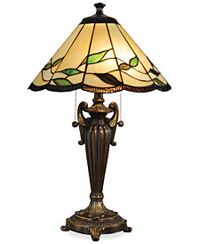 Dale Tiffany Fallhouse Table Lamp