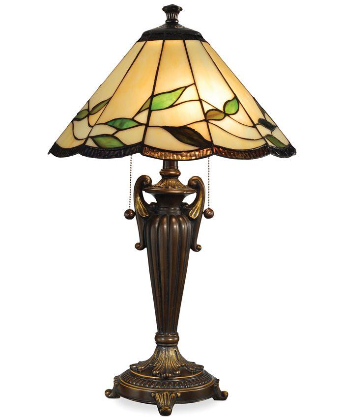 Dale Tiffany - Fallhouse Table Lamp