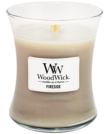 WoodWick Medium Fireside Jar Candle
