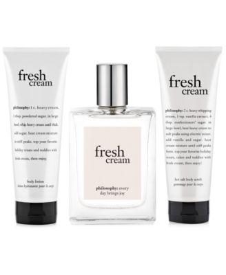fresh cream eau de toilette, 2 oz