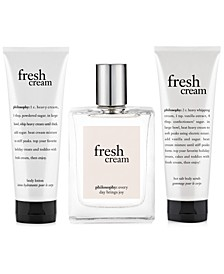 fresh cream eau de toilette fragrance collection
