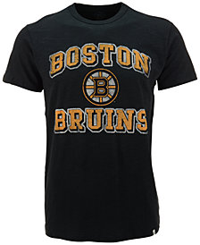 '47 Brand Men's Short-Sleeve Boston Bruins Scrum T-Shirt