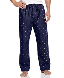 Big & Tall Men's Light Weight Pajama Pants