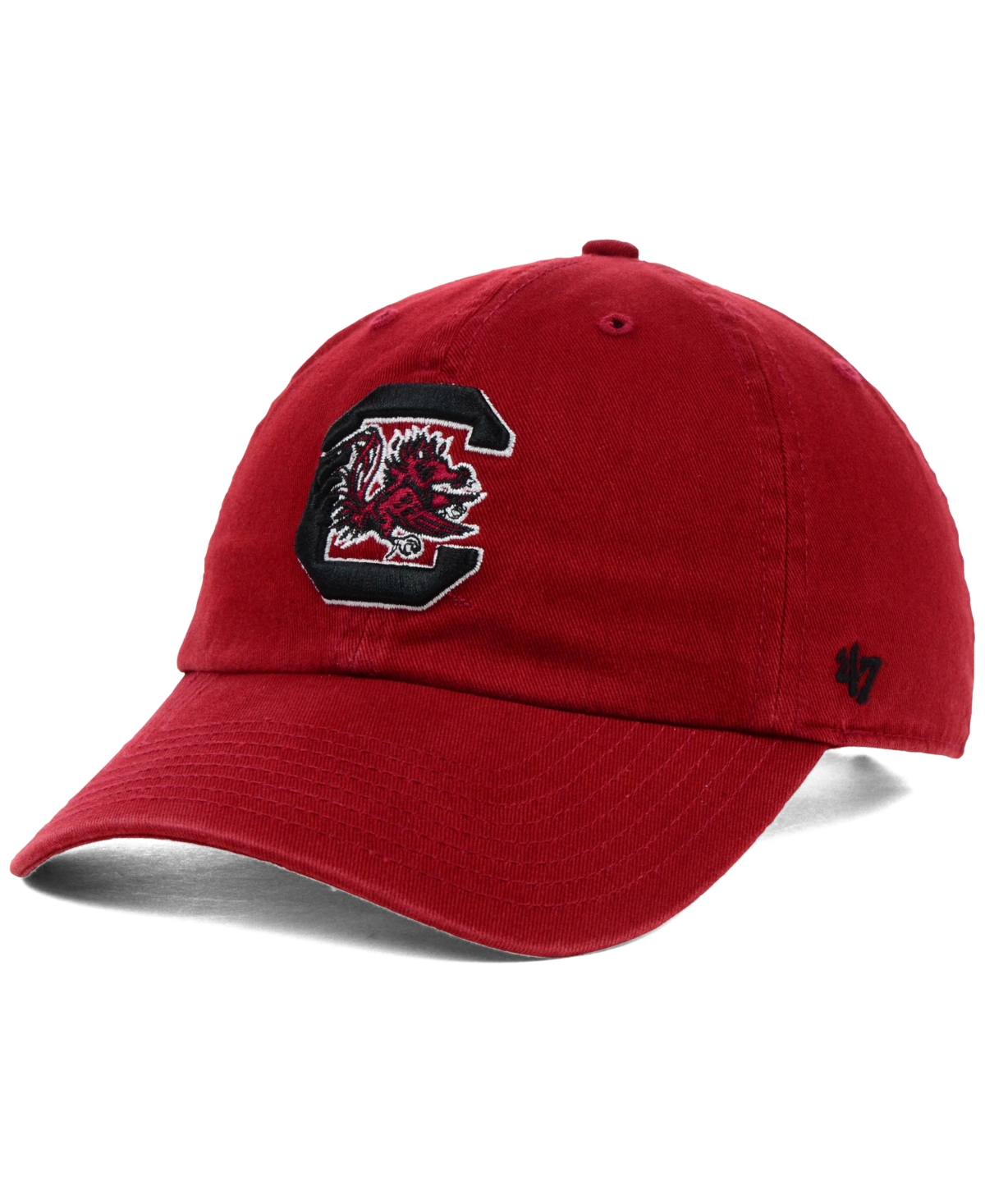 47 Brand South Carolina Gamecocks Ncaa Clean-Up Cap