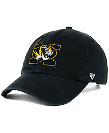 '47 Brand Missouri Tigers NCAA Clean-Up Cap